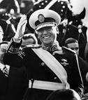 El Gral Perón
