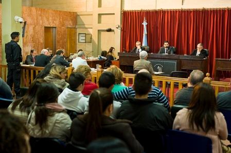 Catamarca 09-10-2015 El juicio oral y público por delitos de lesa humanidad por la causa Ponce-Borda II, sobre hechos ocurridos entre el 6 de abril de 1976 y el 27 de enero de 1977. Foto Ariel Pacheco